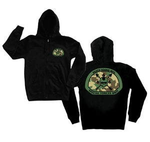 Image of SPECIAL FORCES ZIP UP