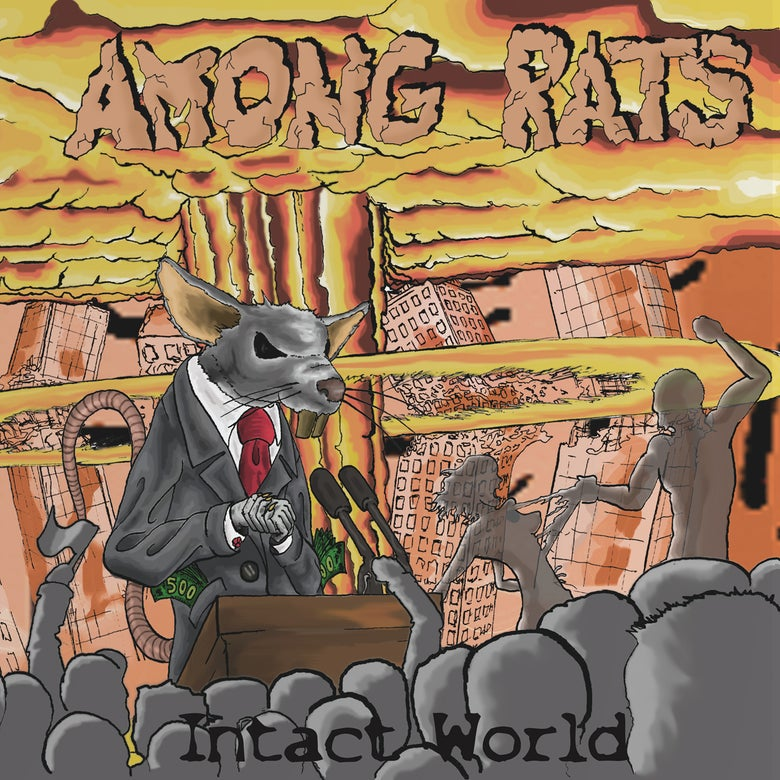Image of Among Rats - Intact World