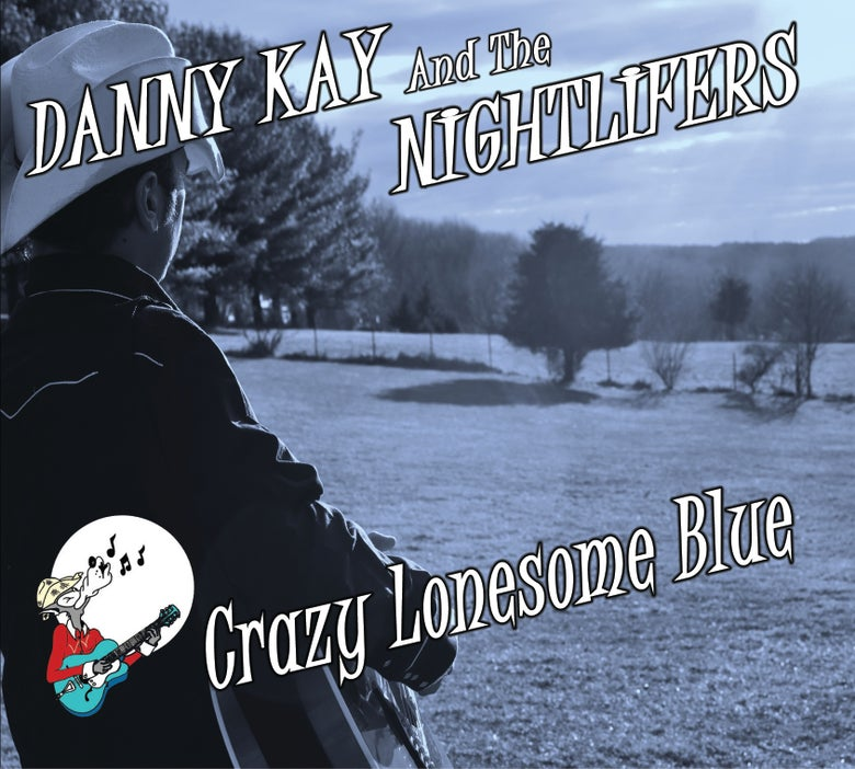 Image of Crazy Lonesome Blue CD