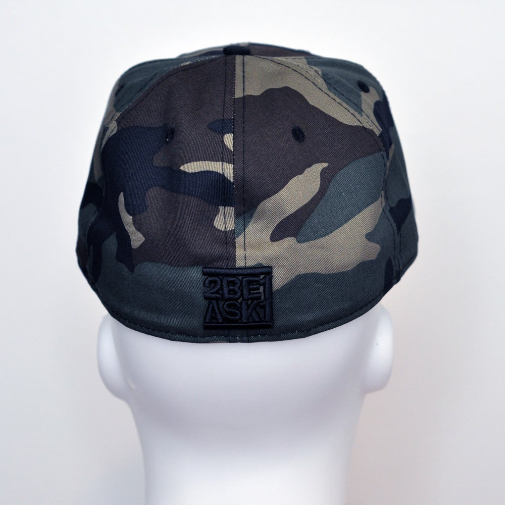 Image of Special Edition Woodland Camo fitted flawless *on sale*