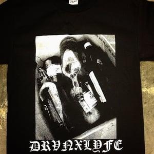 Image of DRVNXLYFE//TRIGZ OG SHIRTS