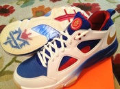Image of Nike Zoom Huarache Trainer Low Premium - Manny Pacquiao