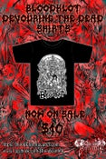 Image of BloodKlot - Devouring The Dead Shirts