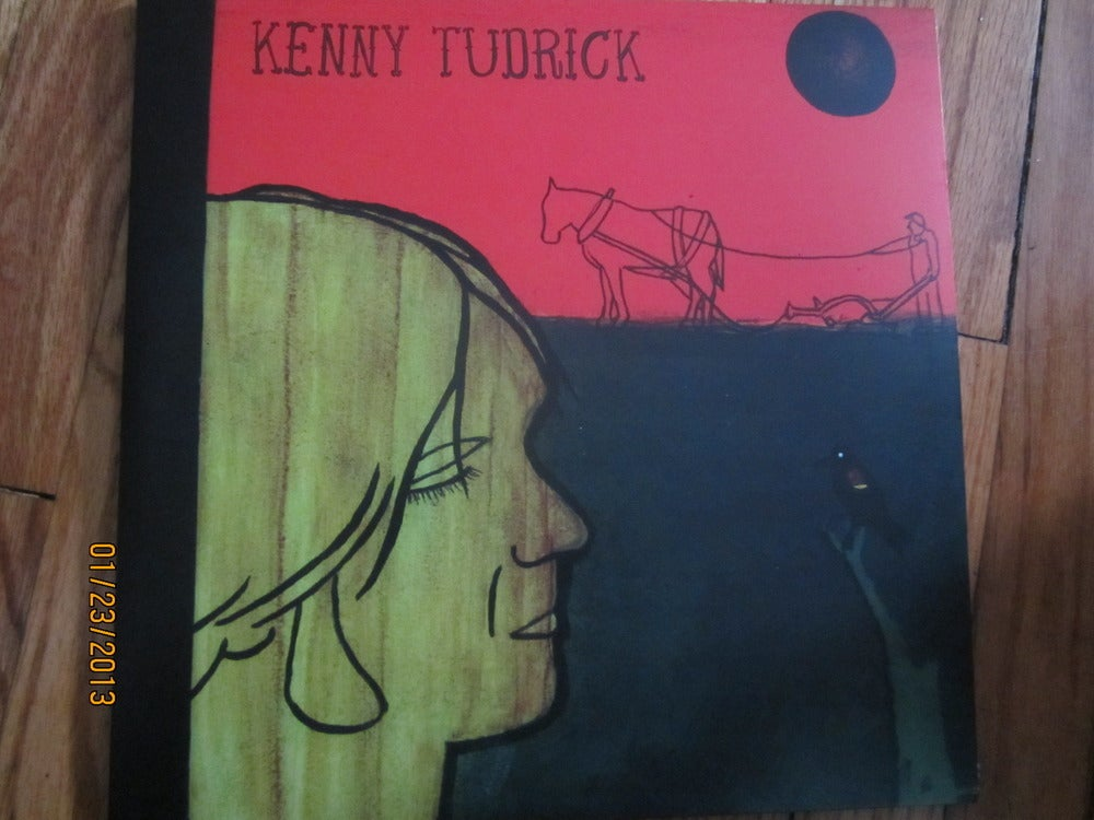 Image of Kenny Tudrick- S/T Debut 2x CD Sealed Laurel Canyon Neil Young Detroit