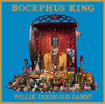 Image of Willie Dixon God Damn! CD