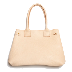 Image of The Cocoon tote in PURE