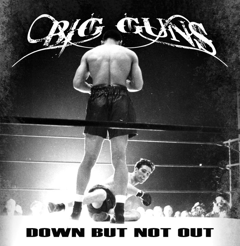 Image of Down But Not Out CD *Pre-Order*
