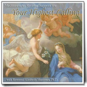 Image of Receive Support for your Highest Calling - Meditation Download