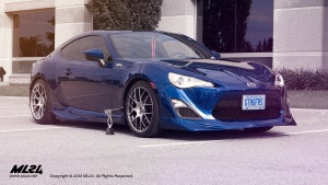 Image of ML24 SCION FR-S AERO LIP KIT