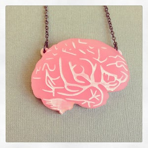 Image of Brain Necklace