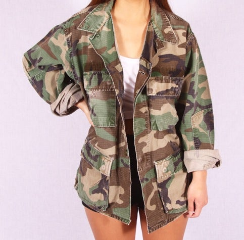 Image of Camo Jacket