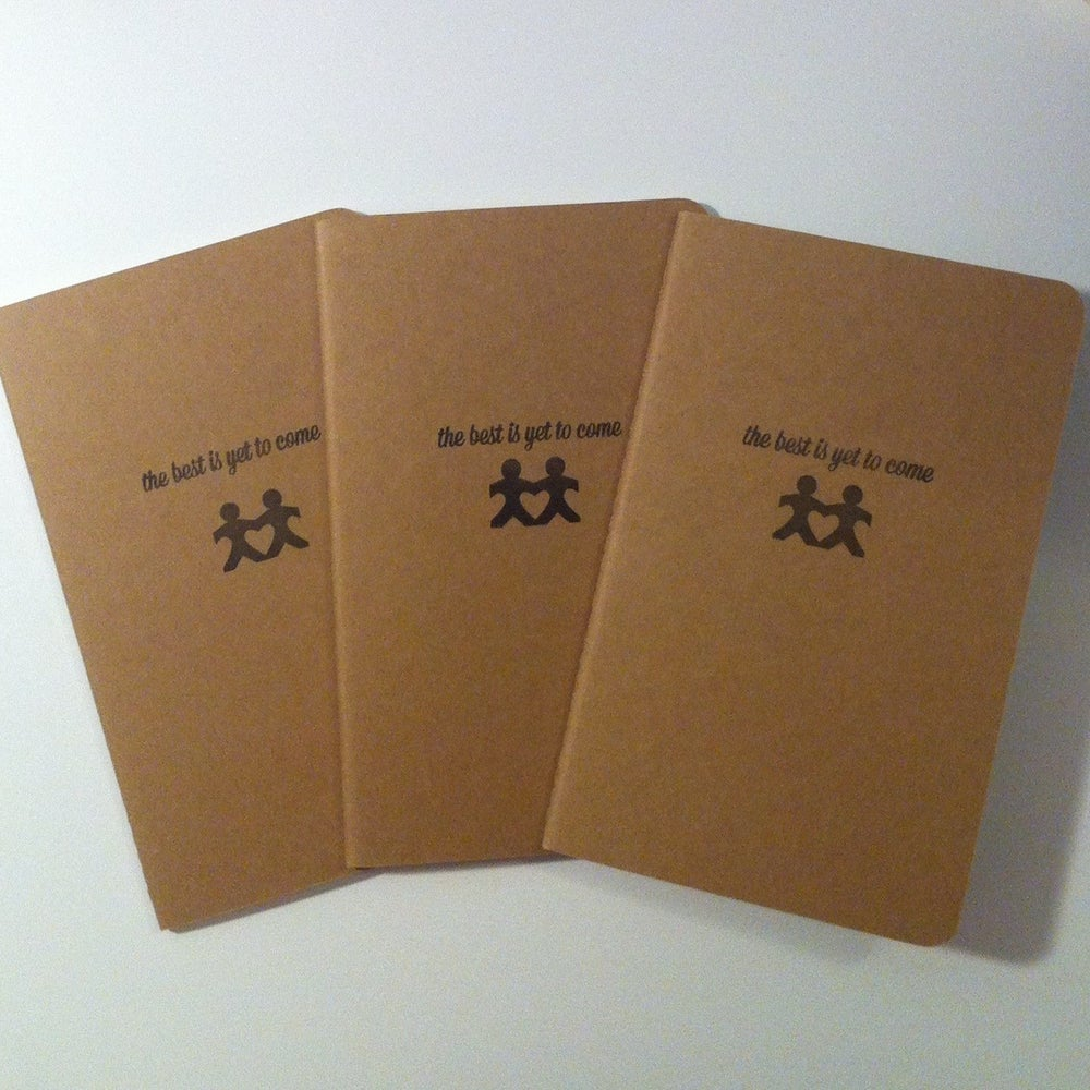 Image of Customized Wedding Journals