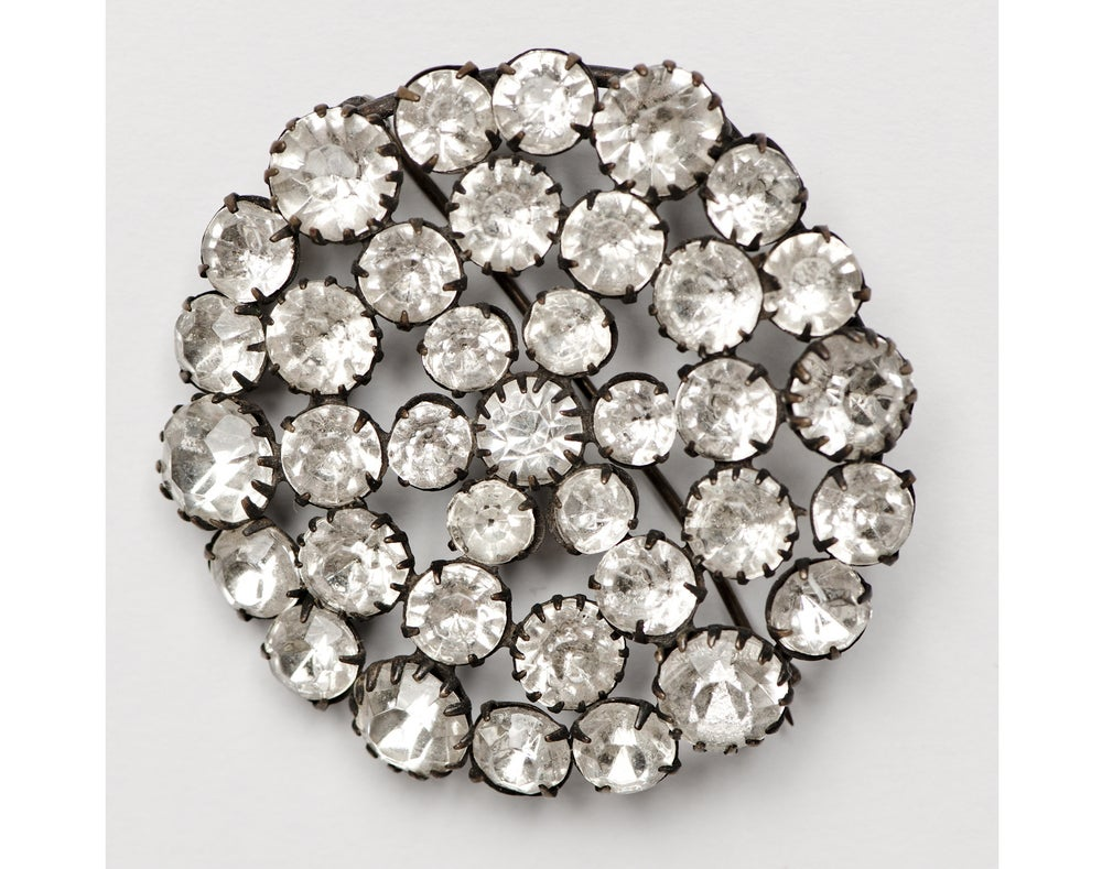 Image of DIAMONDS ARE A WALLS' BEST FRIEND
