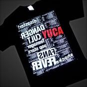 "Image of Guys - YUCA ""CULT"" Black T-Shirt"
