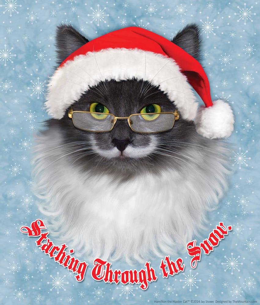 Image of Hamilton Holiday Greeting Cards