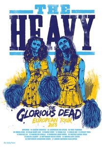 Image of The Heavy European Tour 2013