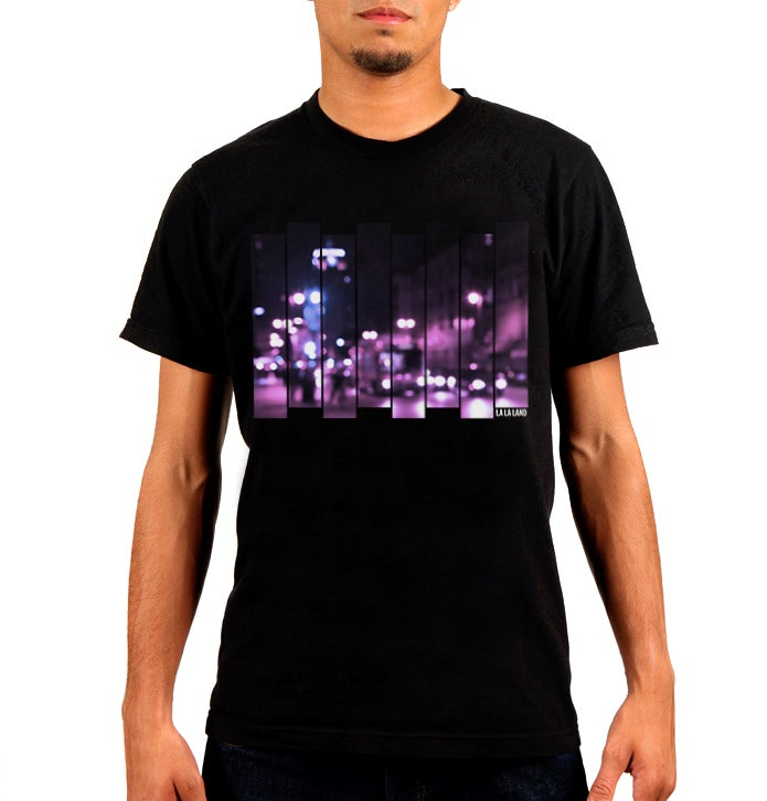 Image of La La Land Tee- Black
