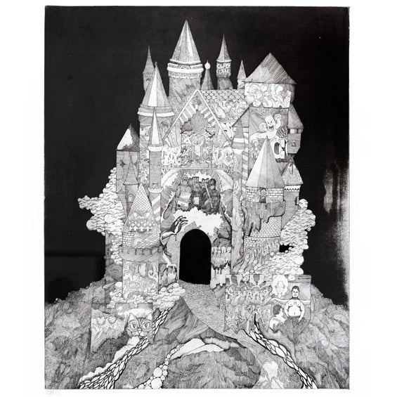 Image of Their Castle / Paul Du Bois-Reymond