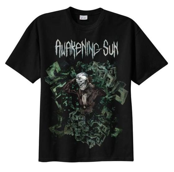 "Image of ""IMBALANCE"" - Black T-Shirt"