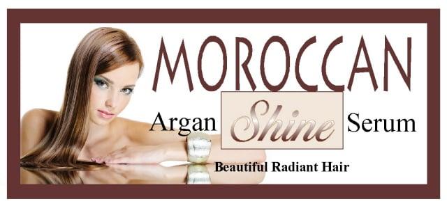 Image of Moroccan Shine Argan Oil Serum