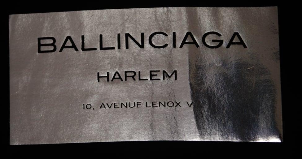 Image of C.O.I. SILVER FOIL BALLIN TEE ANNIVERSARY EDITION