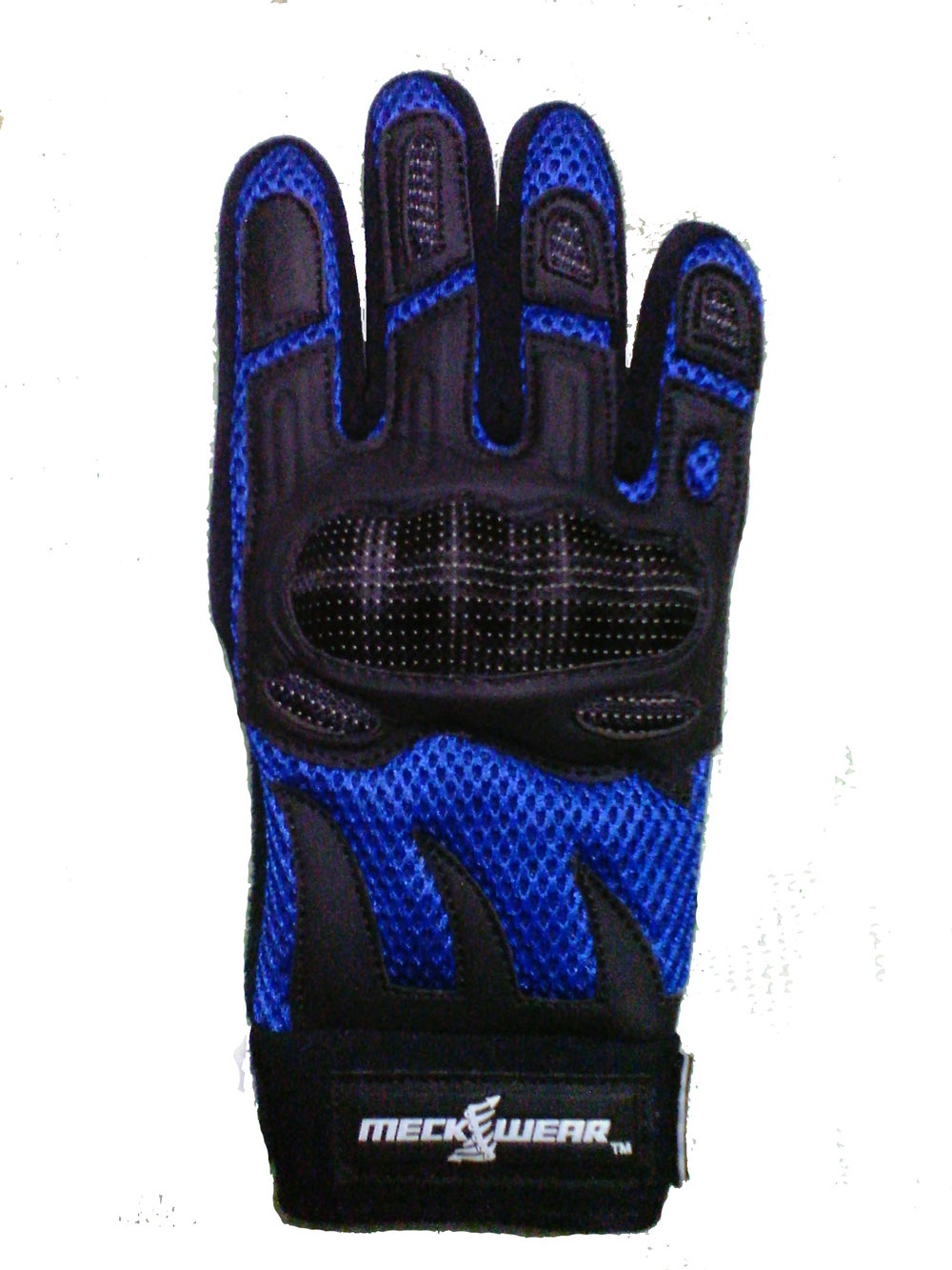Image of Dark Blue Enduro Crossover Gloves