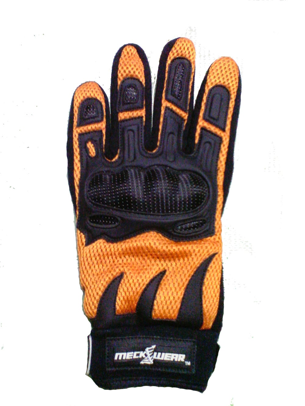 Image of Bright Orange Enduro Crossover Gloves