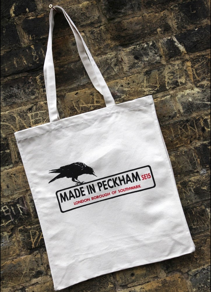Image of Made in Peckham bag