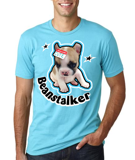 Image of Beanstalker Men's Fitted Tshirt