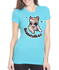 Image of Beanstalker Women's Fitted tshirt