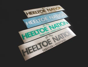Image of 12-inch Vinyl Original HTN Decal