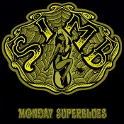 Image of S.I.M.B. - Monday Superblues CD