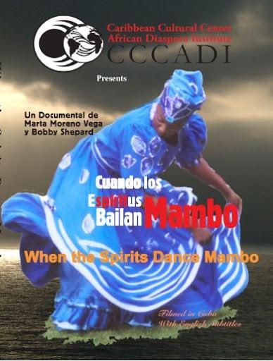 Image of When the Spirits Dance Mambo DVD