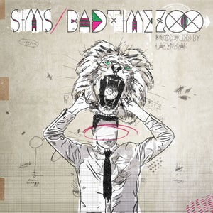Image of SIMS - Bad Time Zoo (2xLP)