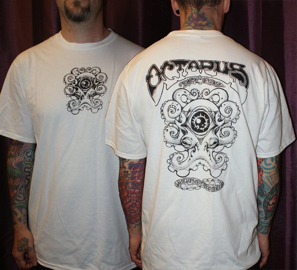 Image of Mens T-shirt - White