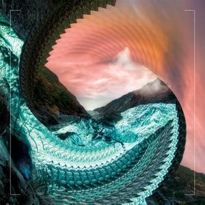 Image of Teen Daze-inspired poster design by Sonny Kay