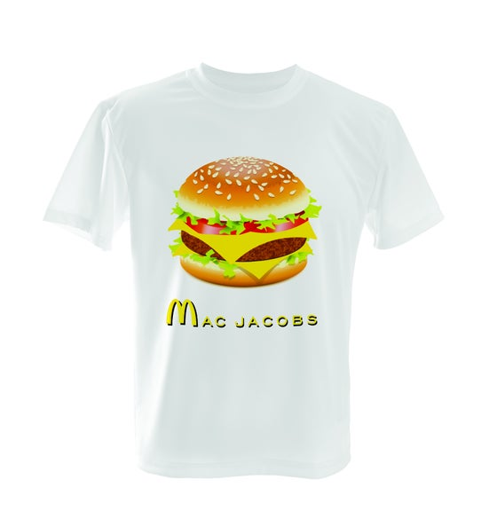 Image of Burger MAC JACOBS