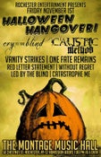 Image of Halloween Hangover Ticket