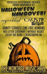 Image of Halloween Hangover Ticket