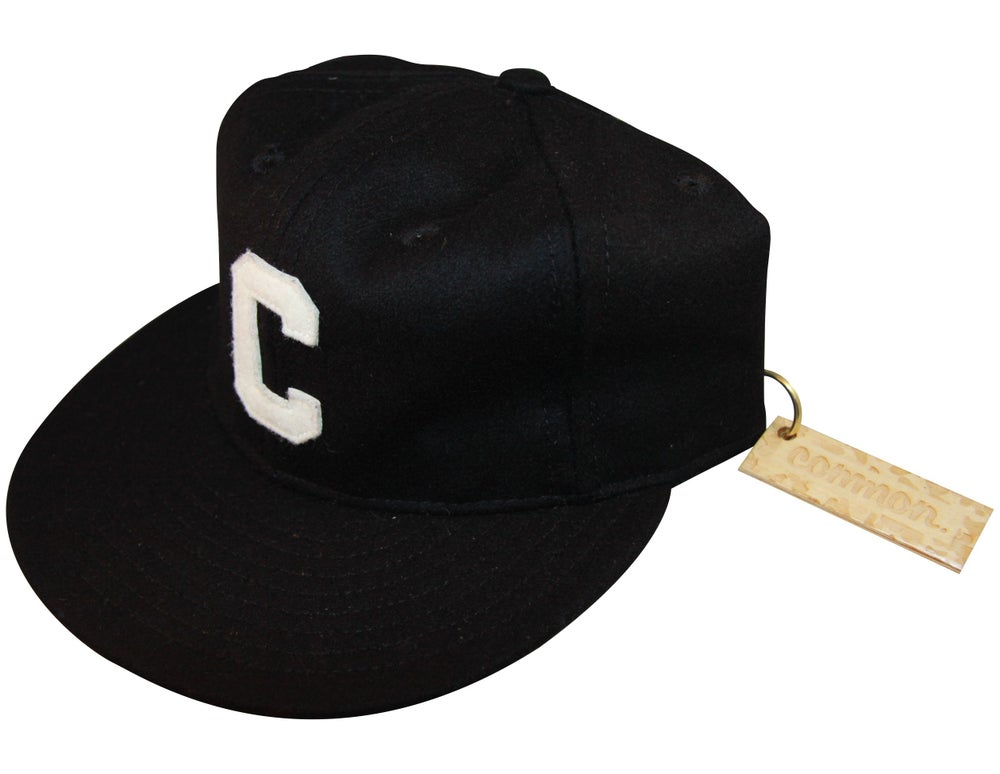 Image of COMMON X EBBETS FIELD FLANNELS LEATHERBACK