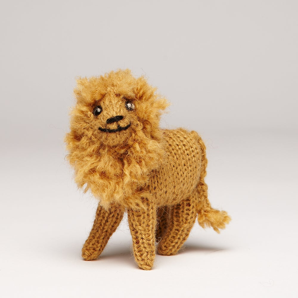 Image of Finger Puppet  Lion