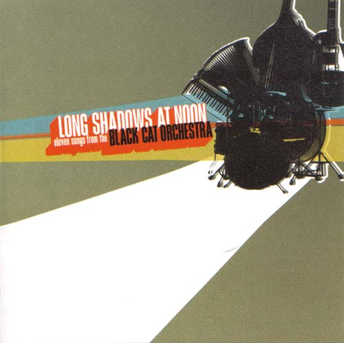 Image of Long Shadows at Noon (CD)