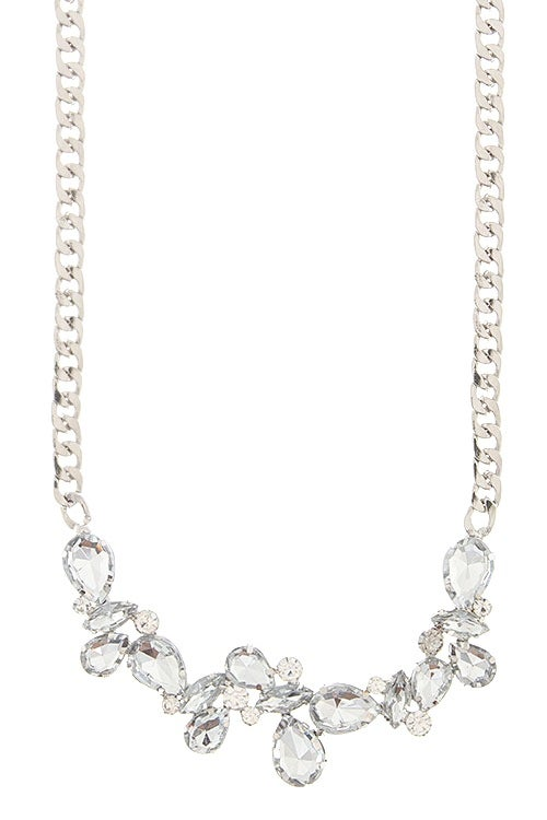 Image of Lana Crystal Necklace