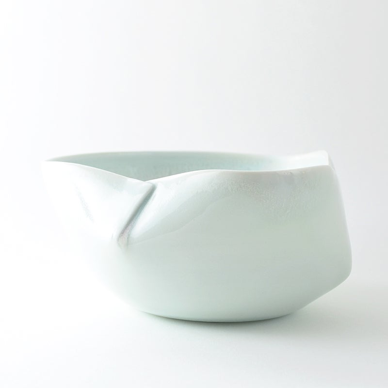 Image of white porcelain bowl