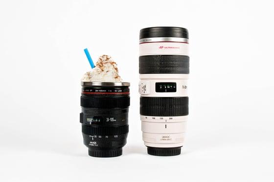 Image of Canon Camera Lens Mugs