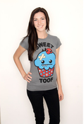 Image of So So Happy Sweet Toof ladies tee