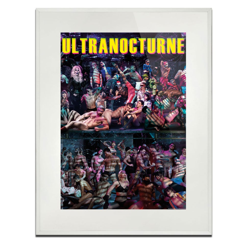 Image of ULTRANOCTURNE PRINT [Section2]