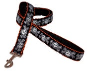 Image of Skulls & Stripes - Leash