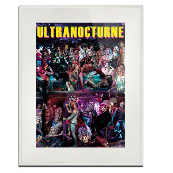 Image of ULTRANOCTURNE PRINT [Section3]