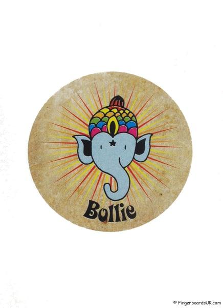 Image of Bollie Sticker Orange